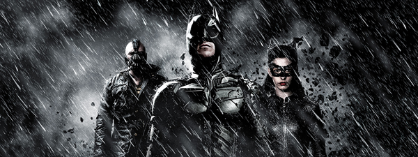 The Dark Knight Rises for the last time