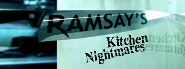 My Netflix Pix: Ramsay's Kitchen Nightmares (UK)