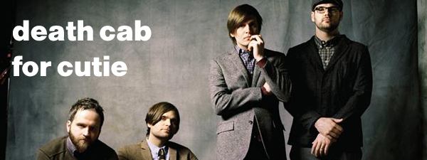 """Death Cab's """"Codes and Keys"""""""