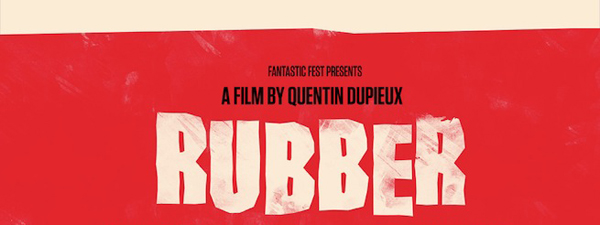 "Where the ""Rubber"" meets the celluloid"