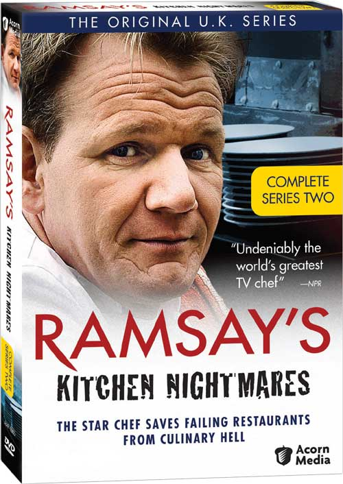My Netflix Pix: Ramsay's Kitchen Nightmares UK  Craig The Critic